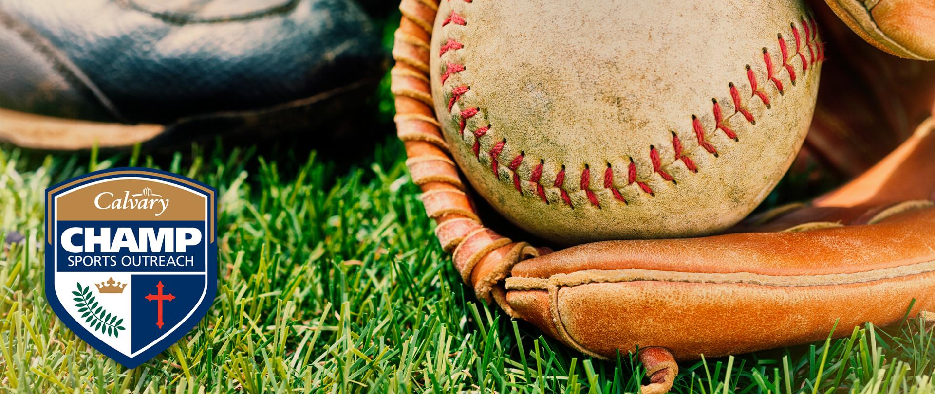 Adult Summer Softball - CHAMP SPORTS OUTREACH