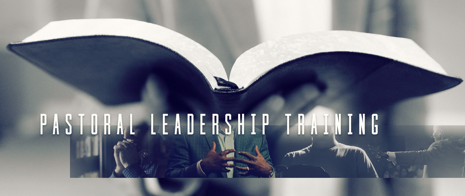 """Sharpening Your Pastoral Skills""