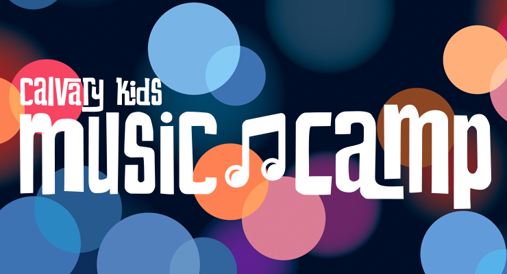 Calvary Kids Music Camp