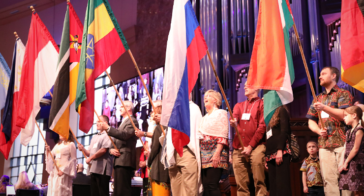 Embracing the Whole World: 